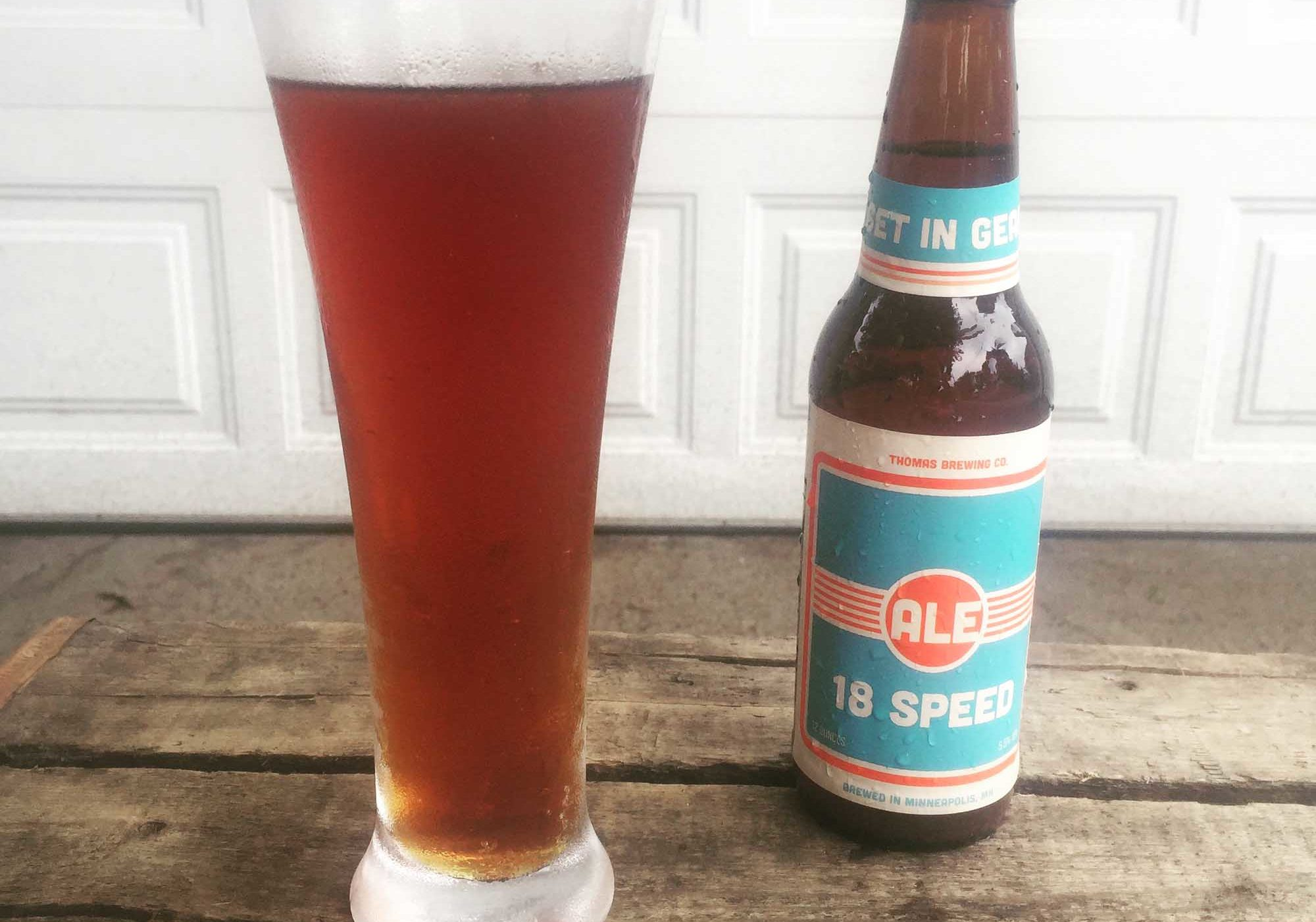 18 Speed Ale