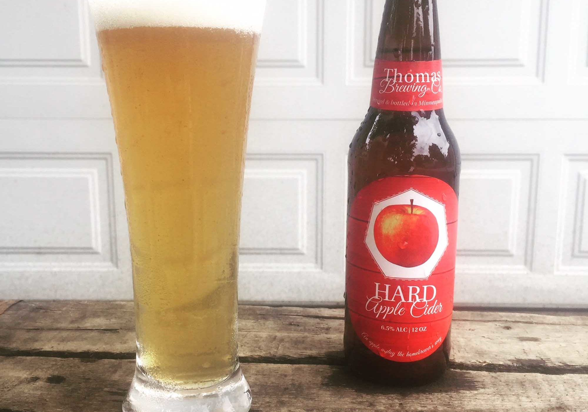 DC Hard Apple Cider
