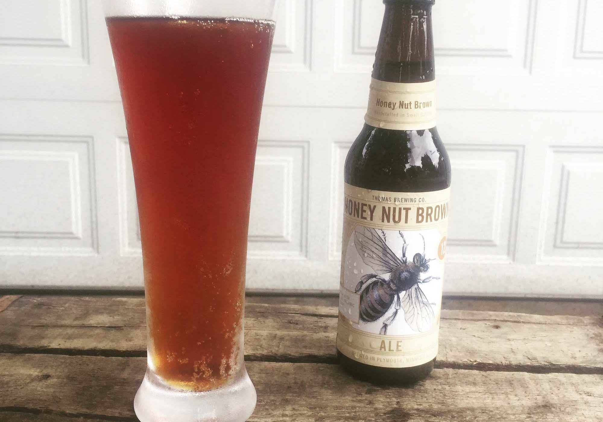 Honey Nut Brown Ale